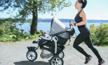Waarom je niet moet joggen met kleine kinderen