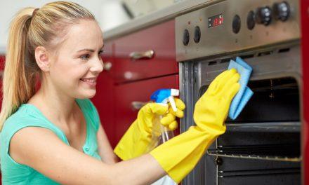 Maak je oven schoon zonder gevaarlijke middelen