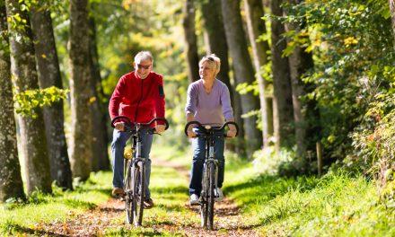 Wie beweegt, leeft langer: minder hartziekten en minder kanker!