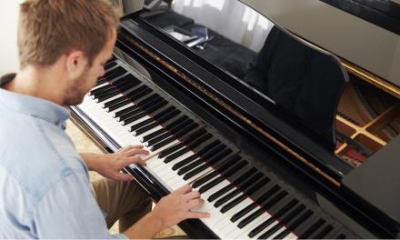 Mag je piano spelen op een appartement ?