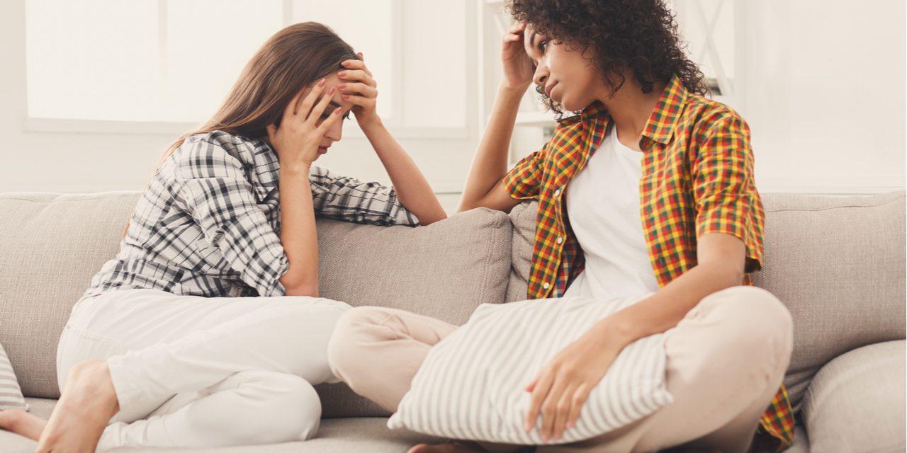 Verraad in de liefde:  Vrouwen praten, mannen niet