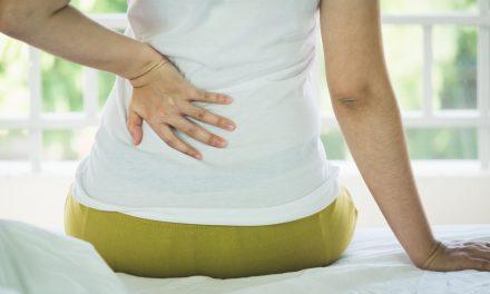 Rugpijn na zwangerschap