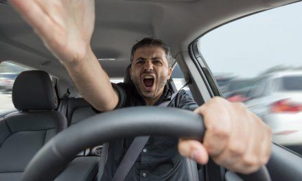 Automobilisten worden ziek door gedrag van andere chauffeurs