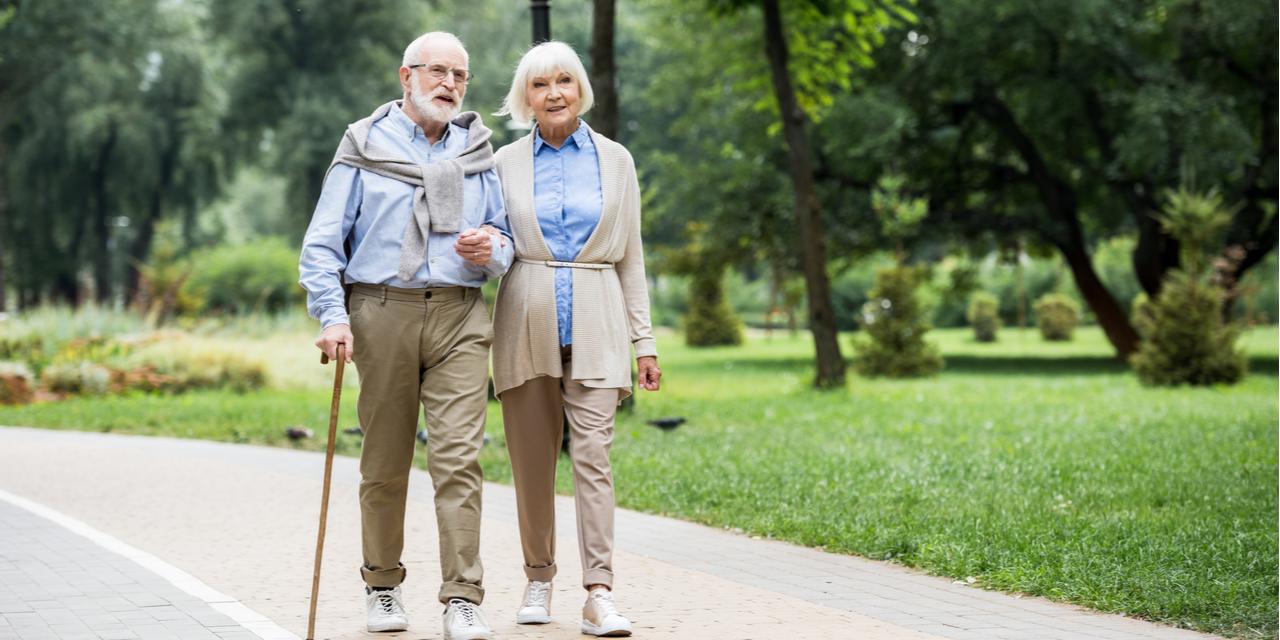 Om langer te leven: ga wandelen!