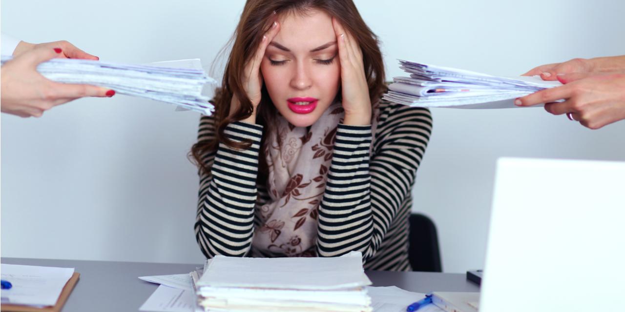 Wat doe je als je werk te stresserend is?