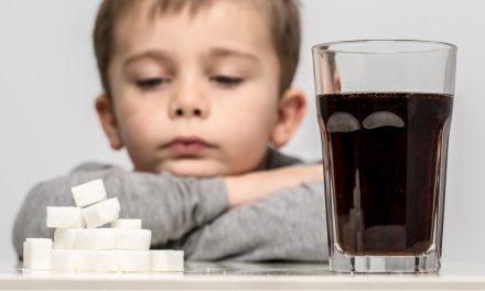 Veel suiker en frisdrank maakt kinderen onrustiger