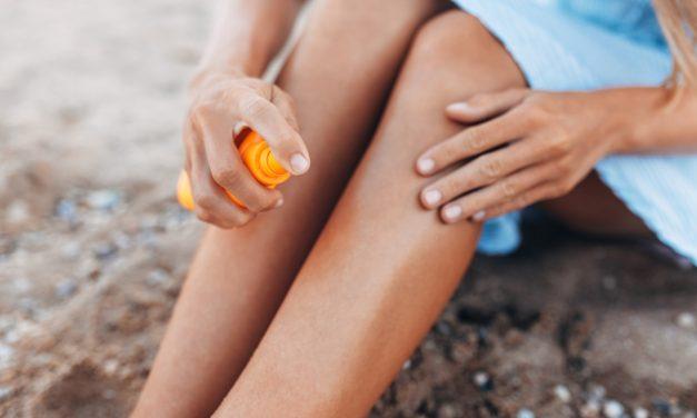 Waarom moet je ook in de schaduw zonnecrème smeren?