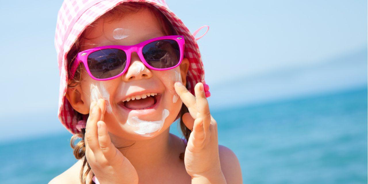 Geef je kinderen geen huidkanker cadeau! Hoe verstandig zonnen?