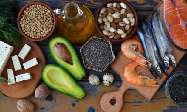 Visolie en olijfolie om lang en gezond te leven