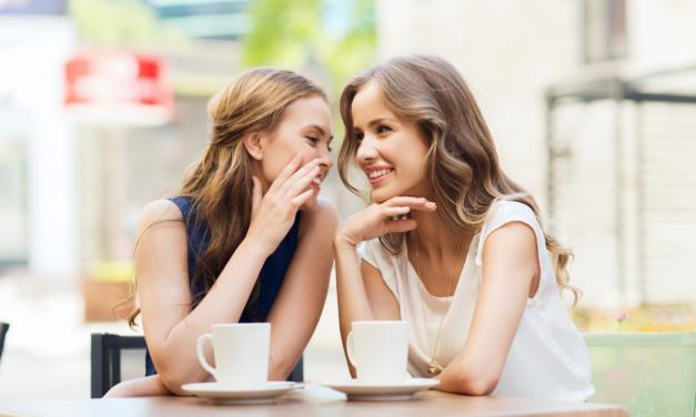 Vrouwen verklappen geheimste gevoelens eerder dan mannen