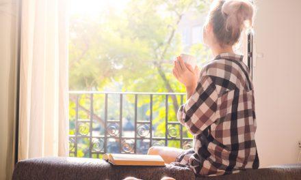 Voor een gezondere woning: laat de zon binnen