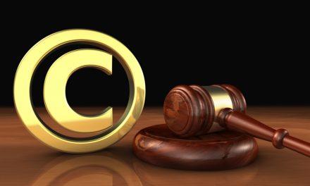 Moet ik een copyright aanvragen en hoe?