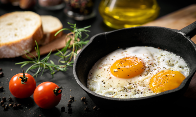 Goed nieuws voor wie een eitje lust: het mag absoluut!