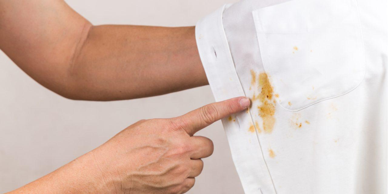 Hoe hardnekkige vlekken uit kleding of linnen verwijderen?
