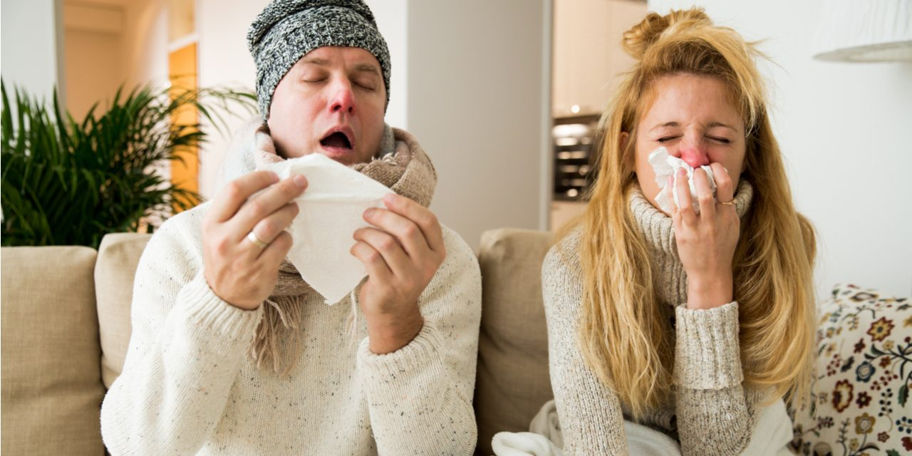 Hoe kan je best verkoudheid voorkomen?