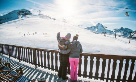 Ook in de winter op skivakantie: opgepast de zon veroudert je sneller