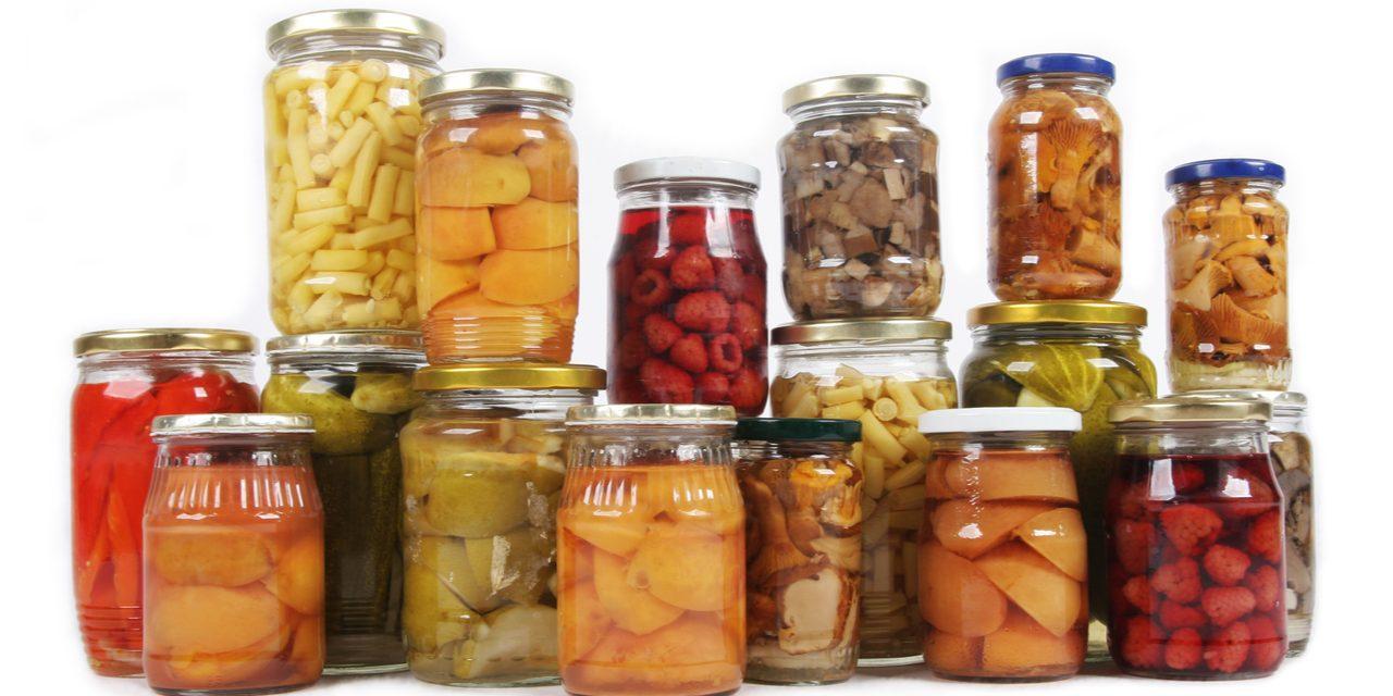 Hoe blijft voedsel in potjes langer vers?
