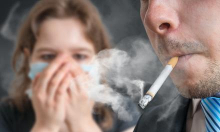Borstkanker ook door passief roken