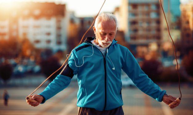 Wie intensief beweegt, leeft meer dan 10 jaar langer