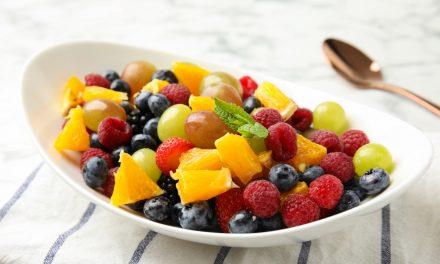 Hoe bewaart fruit zijn vers uitzicht?