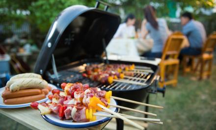 Hoe veilig en gezond barbecueën?