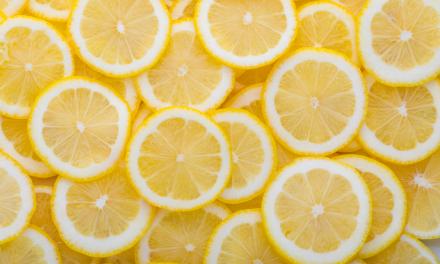 Waarom je dagelijks citroenen moet gebruiken