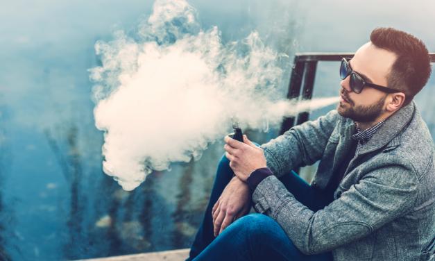 Jonge mannen minder vruchtbaar door de e-sigaret