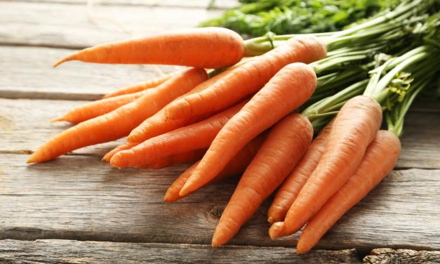 Jonge worteltjes: een streling voor de smaak, boordevol gezondheid