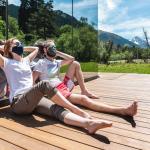 Corona voorkomen en behandelen: ga in de zon zitten!