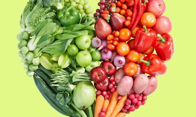 Het beste medicijn: gezond voedsel